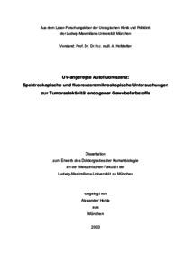 dissertation munchen