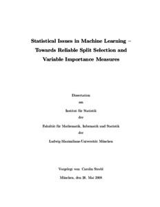 Carolin strobl dissertation